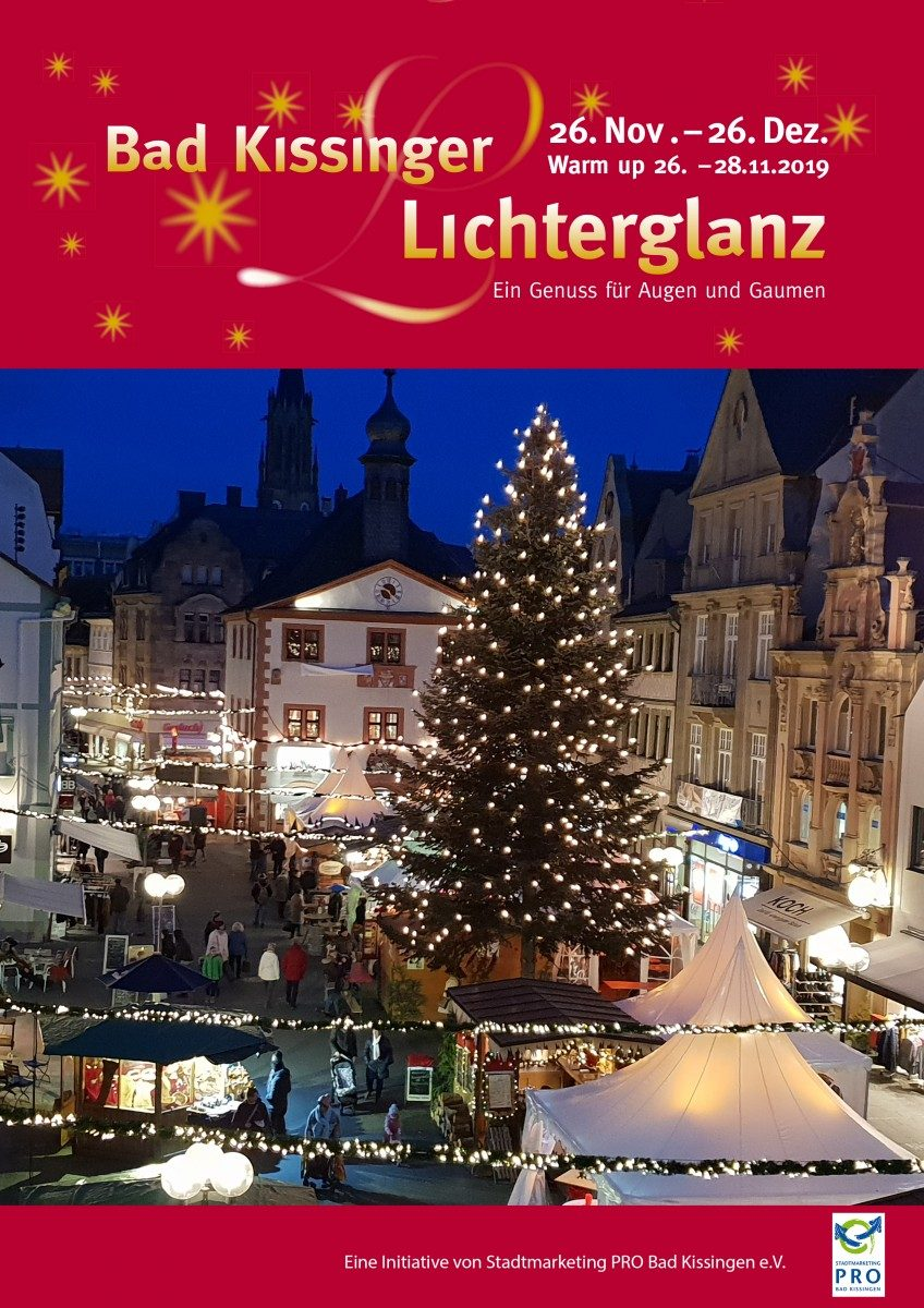 Weihnachtsmarkt Bad Kissingen